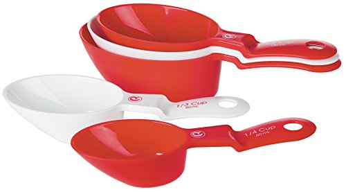 Prep Solutions by Progressive Snap Fit Measuring Cups - Set of 5 -  PS-9012G