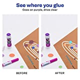 Avery Disappearing Color Permanent Glue Stic, Pack of 3 (214)