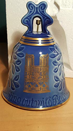 Bing and Grondahl Notre Dame bell 1978