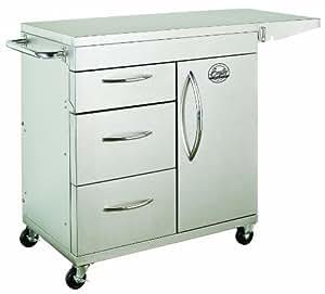 Bradley Smoker BTSSCART Stainless Steel Storage Cart