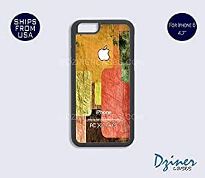 iPhone 6 Case - 4.7 inch model - Colorful Blocks Pattern iPhone Cover