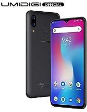 UMIDIGI Power Mobile Phone SIM Free Android 9 Pie Smart Phone 6.3