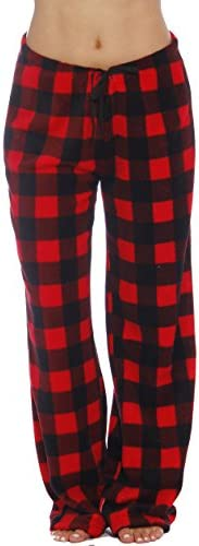 Just Love Women's Plush Pajama Pants