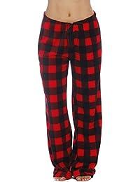 Women's Plush Pajama Pants