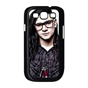 Skrillex Samsung Galaxy S3 9300 Cell Phone Case Black SA9717907
