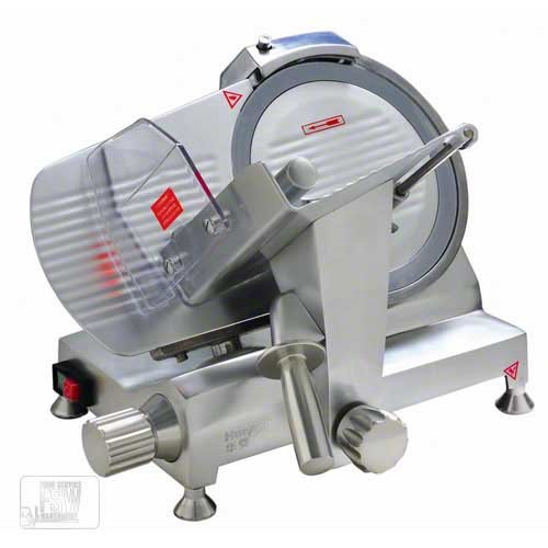 "Eurodib (HBS-250L) - 10"" Light-Duty Meat Slicer"