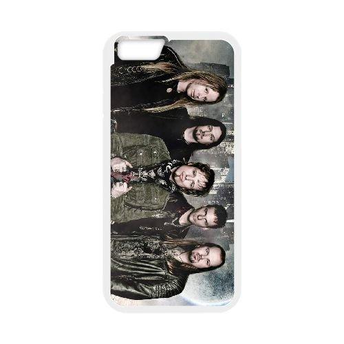 Edguy 002 coque iPhone 6 Plus 5.5 Inch Housse Blanc téléphone portable couverture de cas coque EOKXLLNCD17338