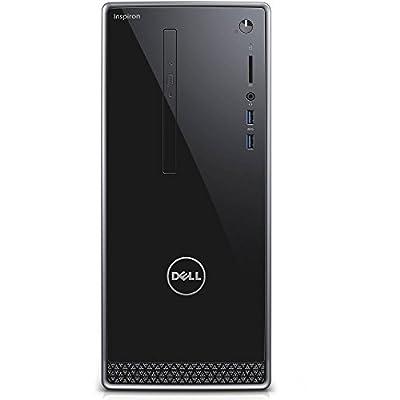 Dell Inspiron 3650 Desktop Computer PC, Intel Quad Core i5-6400 2.7Ghz CPU, 8GB RAM, 1TB Hard Drive, DVDRW, USB 3.0, HDMI, WIFI, Bluetooth, Gigabit Ethernet, Windows 10 Home (Certified Refurbished)