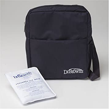 Amazon.com: Dr. Brown s Insulated Botellas Bolso y bolso de ...