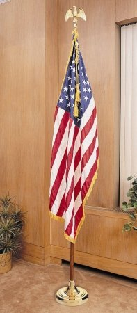 Annin Flagmakers 31400 35 x N 3 x 5 US Flag - Colonial Nylon