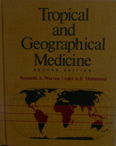 Tropical and Geographical Medicine