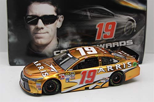 Lionel Racing Carl Edwards #19 Arris 2015 Toyota Camry 1:24 Scale Arc Htot Official Diecast of Nascar Vehicle
