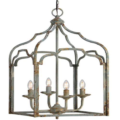 The Kings Bay Pendant Chandelier Gothic Style Open Work Concept Light Fixture