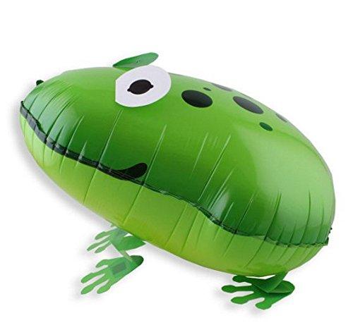 Balloon Birthday Kids Party Toy, Set of 3 (Birthday Frog)