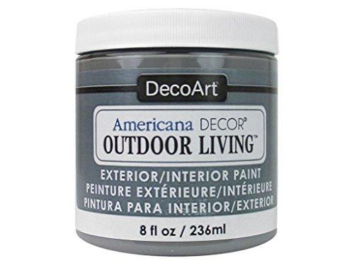 8 Ounce Garden - DecoArt DECADOL-36.25 Outdoor Living 8oz Rock Garden Americana Outdoor Living 8oz Rock Garden