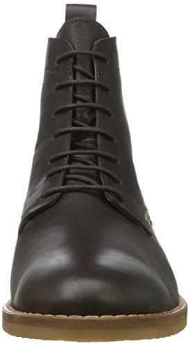 Stringate Oxford Mentor Brown M1169 Marrone Uomo Scarpe Dark Dark Brown q4wEAwfxt