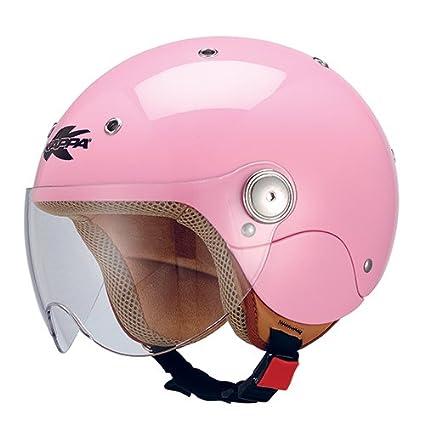 Talla S Color Rosa GIVI HKJ03BR35950 Casco Junior Bubble 3