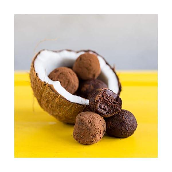 Olio di Cocco Biologico Extra Vergine 300 ml | Crudo e Spremuto a Freddo | Organico e Puro al 100% | Ideale sui Capelli… 6 spesavip