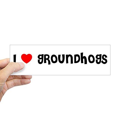 Groundhog Stickers - 1