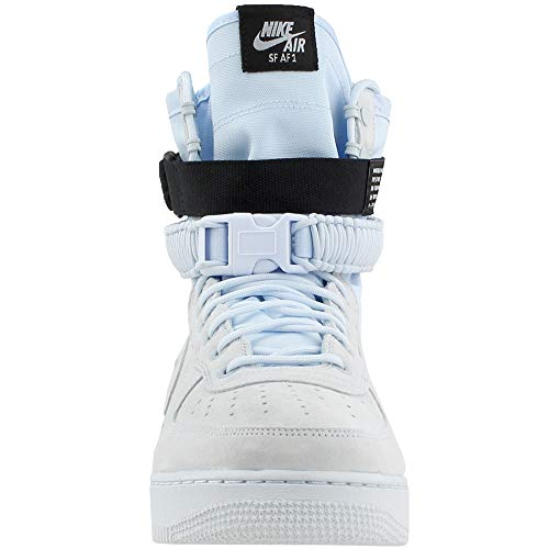 Force Men's Tint da Blue 1 Tint Scarpe Ginnastica Uomo Tint Basse Shoe Blue Blue 402 SF Black NIKE Air Multicolore dZ0wqZt
