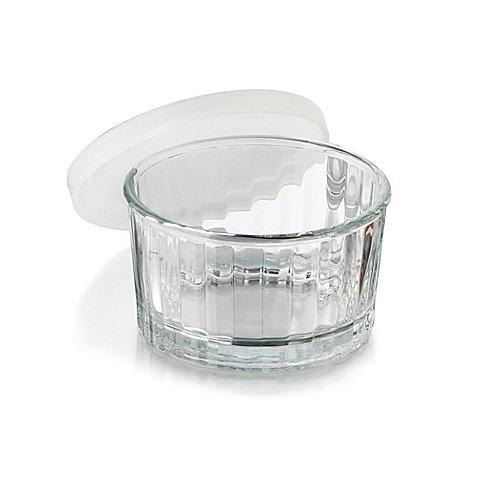 Libbey Glass Piece Ramekin Lids product image