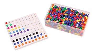 peg board with 1000 pegs amazon co uk toys games
