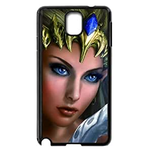 Samsung Galaxy Note 3 Cell Phone Case Black Super Smash Bros Princess Zelda X2J7LI
