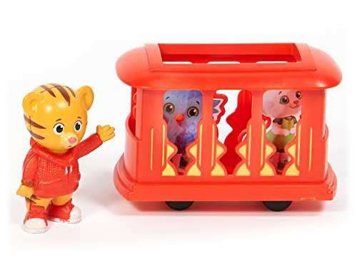 Jack2400 - Daniel Tiger's Neighborhood Cake Topper, Includes 1 Cake Topper for $<!--$4.67-->