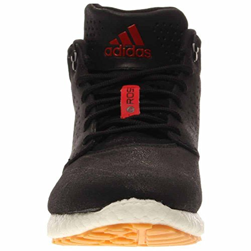 Adidas D Rose Lakeshore Boost Mænds Basketball Sko Sort 3BspG6
