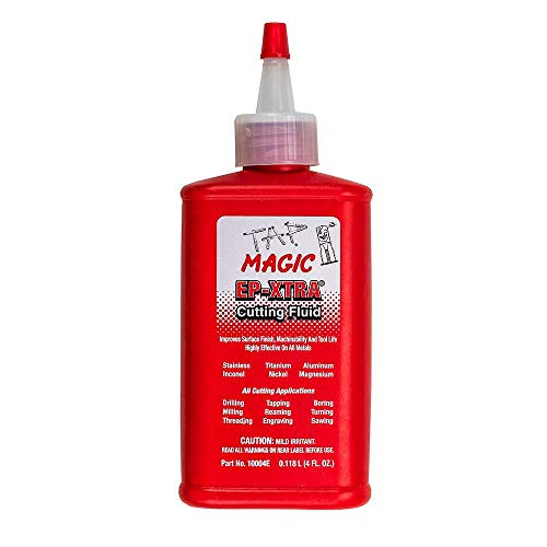 Forney 20857 Tap Magic Industrial Pro Cutting Fluid, 4 oz (Lubricant Cutting Metal)