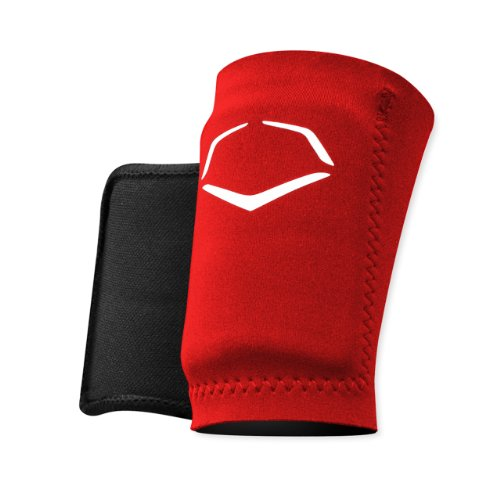 Guards Wrist Hockey - EvoShield Protective Baseball Wrist Guard,Red,X-Large
