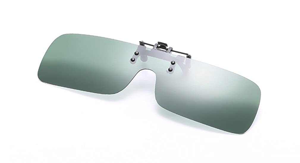 Polarized Clip-on Sunglasses Phaedra FU Eyewear For Driving//Fishing