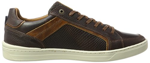 Gaastra Ryan CRC M, Sneaker Uomo Multicolore (Dark Brown-cognac 2224)