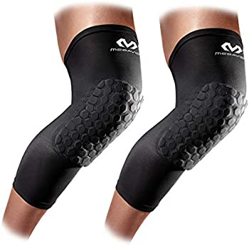 Mcdavid 6446 Hex Knee Pads Compression Leg Sleeve