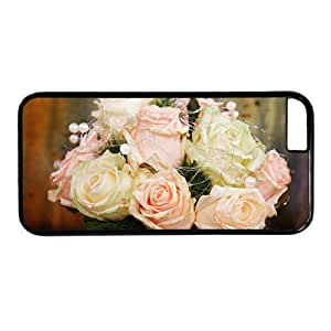 Beautiful Flowers Slim Soft Cover for iPhone 6 Case (4.7 inch) TPU White Cases by lolosakes