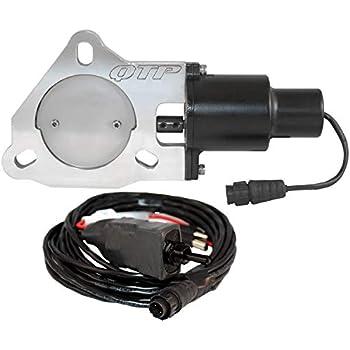 QTP Replacement QTEC 3 Bolt Exhaust Gasket 3-1//2