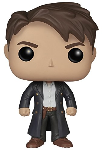 Funko POP TV: Doctor Who - Jack Harkness Action Figure ()