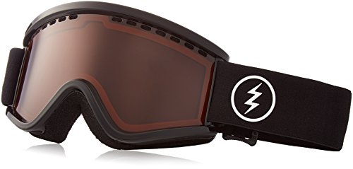 Egk Youth Goggles - Electric Visual EGV.K Gloss Black/Bronze Snow Goggle