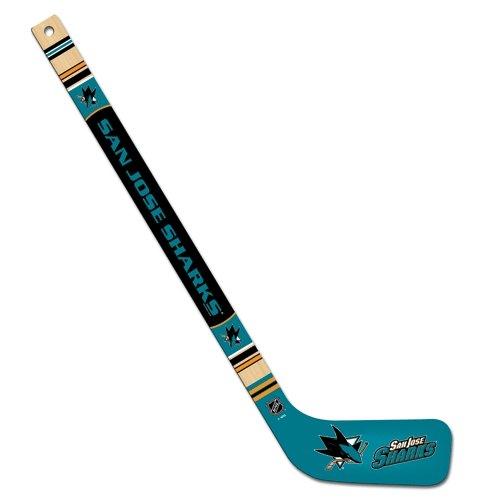 Wincraft NHL San Jose Sharks WCR27791010 Hockey Sticks, 21-Inch