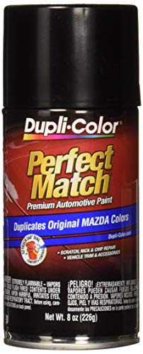 : Dupli-Color EBMZ11090 Black Single Touch-Up Paint