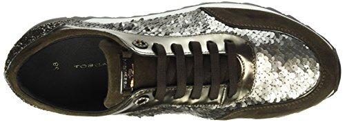 Tosca Blu Damen Cleo Sneakers Beige (C76)