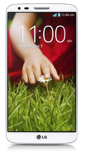 LG G2 D801 Unlocked Cellphone, 32GB White (White)