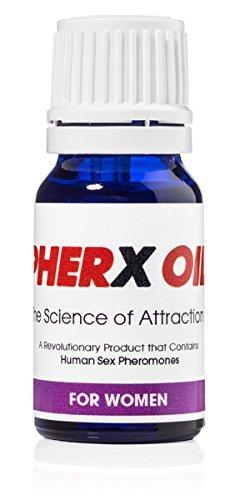 Pheromone oil for women