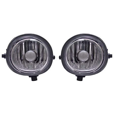KarParts360: Fits 2006-2012 MAZDA MX-5 MIATA Fog Light Assembly Pair Driver and Passenger Side w/Bulbs Replaces MA2592108 MA2593108