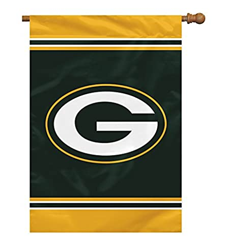 NFL Green Bay Packers 1 Sided House Banner, 28