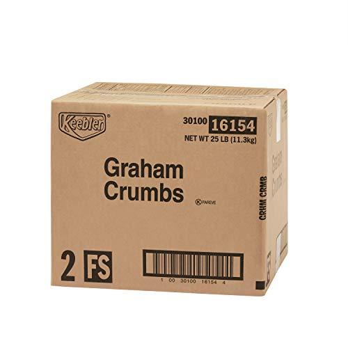 Keebler Graham Cracker Crumbs, 25 Pound