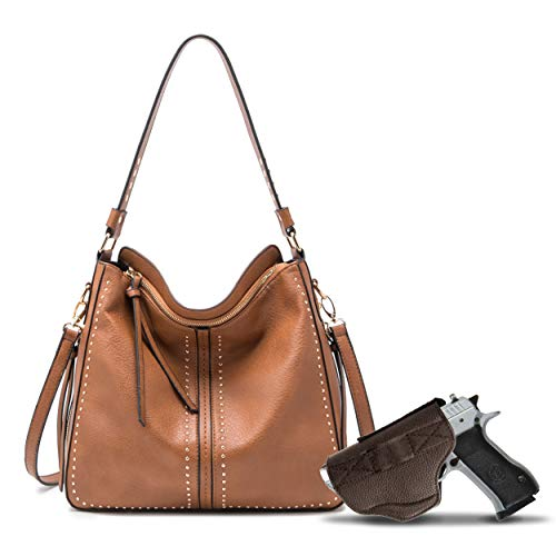 Large Concealed Carry Leather