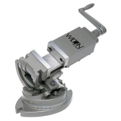 Wilton 11700 Super Precision 3 Axis Tilting Machine - Vise Machine Precision