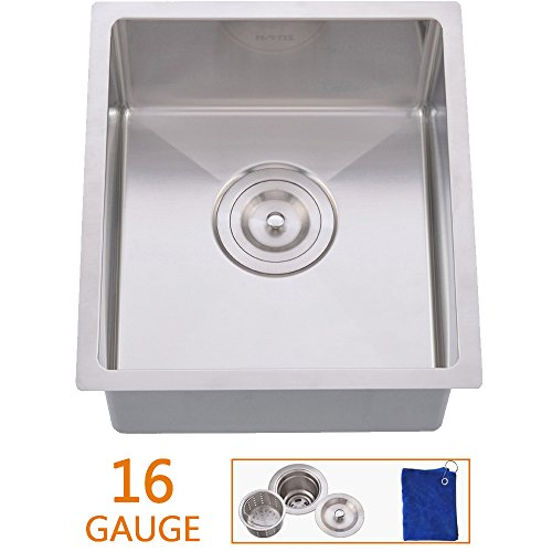 Small Square Sink - 1