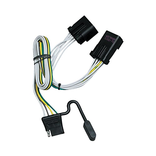 Trailer Wiring Jeep Liberty - Tekonsha 118381 T-One Connector Assembly